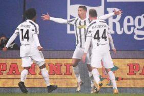 Menangi Derby d'Italia, Juventus Tembus Empat Besar Klasemen Sementara Liga Italia
