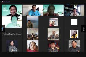 Gelar Rakernas, AMSI Rumuskan Strategi Dorong Ekosistem Digital yang Adil bagi Media Online