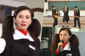 Running Man 539: Jadi Anak Sekolah Tahun 80-an, Kecantikan Song Ji Hyo Dipuji Fans
