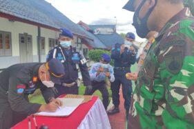 Rutan Wonogiri Minta Bantuan Keamanan ke Polres dan Kodim 0728, Ini Penyebabnya