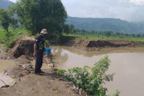Kisah Pak RW 01 di Burikan Klaten yang Nyaris Terseret Arus Sungai Gamping Saat Tanggul Jebol