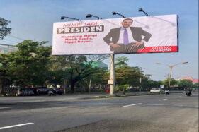 Heboh Billboard Ahmad Sahroni di Solo, Serius Ingin Jadi Presiden?