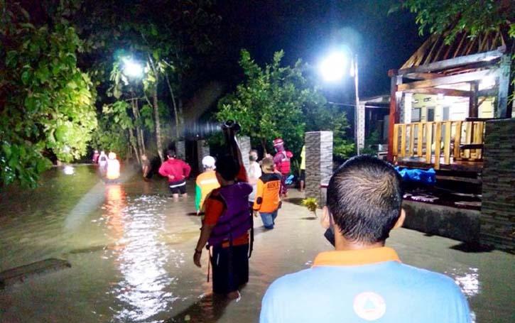 Banjir Rendam 15 Rumah di Sukodono dan Mondokan Sragen, Ini Penyebabnya
