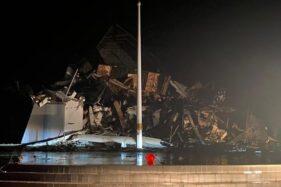 3 Orang Meninggal, 24 Terluka, 2.000 Mengungsi Akibat Gempa Majene M 6,2
