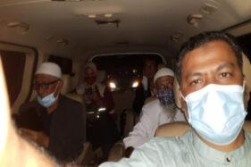 Abu Bakar Ba'asyir Bebas, Kini Perjalanan Menuju Ponpes Ngruki Sukoharjo