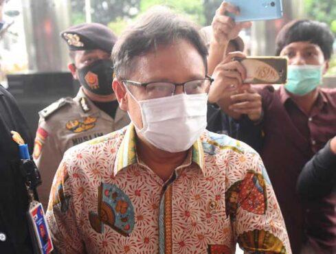 Menteri Kesehatan (Menkes) Budi Gunadi Sadikin (Antara Foto-Akbar Nugroho Gumay)