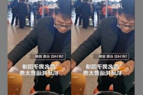 Ogah Bayar Bagasi, Empat Pelancong Makan Jeruk 30kg di Bandara
