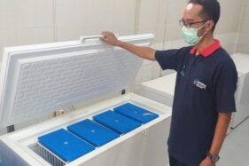 Gudang Farmasi Klaten Siap Menampung Ribuan Vaksin Covid-19