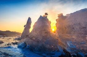 Bukan Sampah, Mikroplastik Jenis Ini Jadi Pencemar Terbesar di Kutub Utara