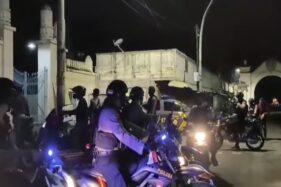 Belasan Motor Brong Disita Gegara Balapan Liar di Solo, Kapokmu Kapan!