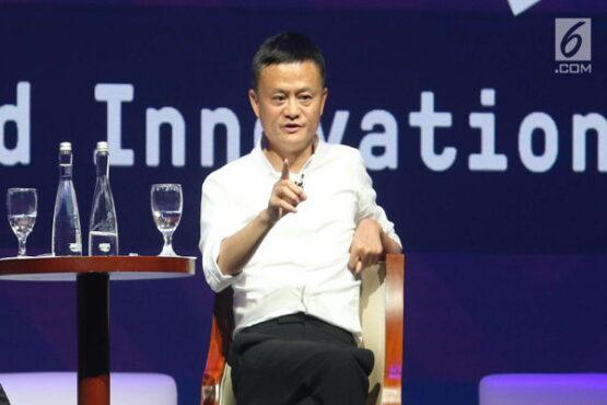 Lama Tak Ada Kabar, Jack Ma Ketahuan Studi Tur di Spanyol