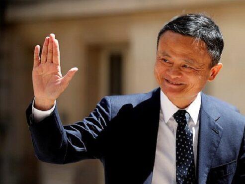 Jack Ma. (Reuters)