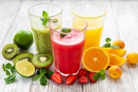 Waduh! Minum Jus Buah Manis Bisa Tingkatkan Risiko Kanker