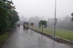 Kedatangan Gubernur Ganjar Ke Lereng Merapi Balerante Klaten Disambut