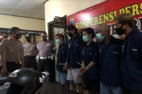 Keroyok Warga Jebres Solo, 5 Pengamen Asal Karanganyar Ditangkap