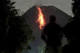 Ancaman Erupsi Merapi Berubah Arah, Wisata Bunker Kalidem dkk Tetap Tutup