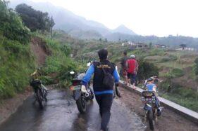 Pulang Dari Ladang, Warga Musuk Boyolali Meninggal Tertimpa Tebing Longsor