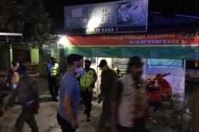 Langgar Aturan PPKM, 86 PKL dan 11 Restoran di Semarang Kena Sanksi