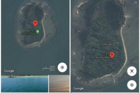 Muncul Tanda SOS di Pulau Laki Pada Google Maps, Ini Prediksi Sebabnya