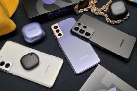 Ditemani Koleksi Samsung Ecosystem, Galaxy S21 Series 5G Makin Epik