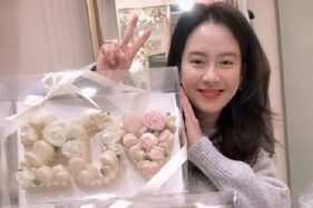 Rayakan Debut 20 tahun, Song Ji Hyo ucapkan Terimakasih ke Fans
