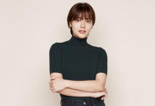 Song Yoo Jung. (allkpop)
