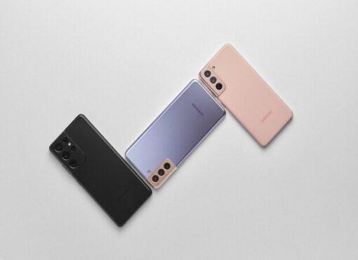 Samsung Galaxy S21 (Istimewa).