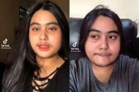 Punya Kumis dan Jenggot, Gadis Ini Viral di Tiktok
