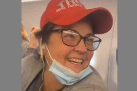 Ada yang Tak Mau Pakai Masker, Seluruh Penumpang Pesawat Terpaksa Turun