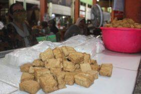 Harga Kedelai Impor di Sragen Naik Terus, Pedagang Tahu Sambat