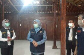 Covid-19 di Jatim Meledak, Gubernur Khofifah Berharap Besar Pada PPKM Darurat