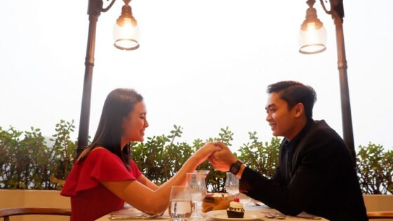 Romantic Dinner Nava Hotel Karanganyar.