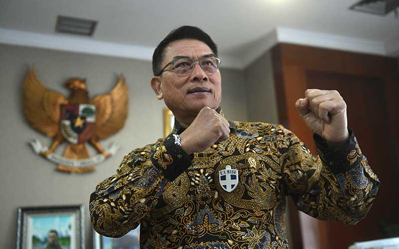 Ramai-Ramai Kecam Moeldoko, Din Syamsuddin: Seharusnya Dia Dipecat dari KSP
