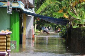 Total 4 Kecamatan Dilanda Banjir Klaten, Desa Pesu Paling Parah