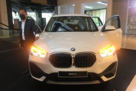 BMW X1 Hadir di Solo, Keseruan Berkendara Kompak Premium
