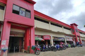 Jateng di Rumah Saja: Pasar Baturetno Wonogiri Tetap Buka, Tapi Sepi Banget
