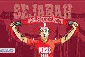 Suporter Persis Solo Harus Tahu, Ini Nama-nama Pendiri Pasoepati