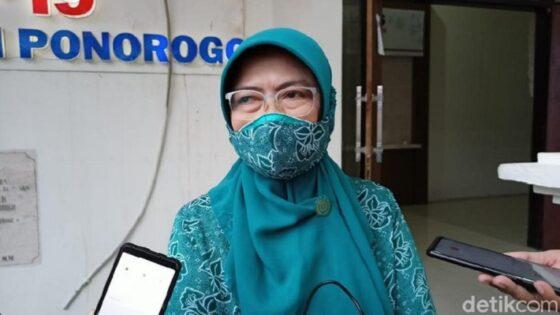 Kadinkes Ponorogo Rahayu Kusdarini (Detik.com)