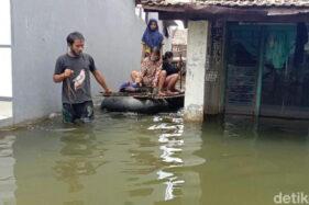 Banjir Kudus Belum Hilang Meski Sudah 2 Pekan, 632 Warga Masih Mengungsi