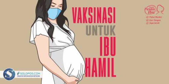 Infografis Vaksin Ibu Hamil (Solopos/Whisnupaksa)