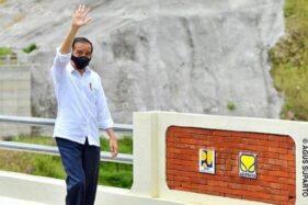 Senin, Jokowi Direncanakan Cek Vaksinasi di Jogja Lantas Jajal KRL Jogja-Solo