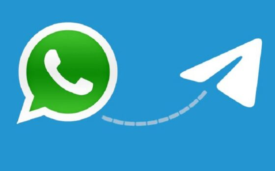 Logo Whatsapp dan Telegram. (Istimewa)