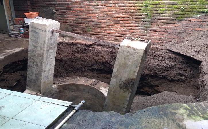 12 Sumur di Karanganom Klaten Ambles, Inikah Penyebabnya?