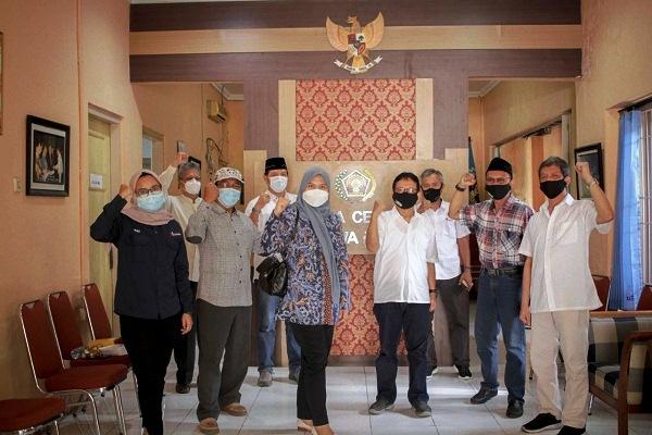 Silaturahmi Media Semen Gresik Bersama PWI Jateng, Siap Sinergi Kegiatan UKW