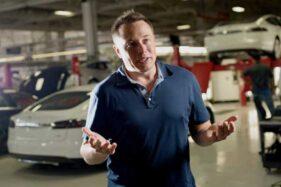 Elon Musk Sebut Tesla Kini Dapat Dibeli dengan Pakai Bitcoin