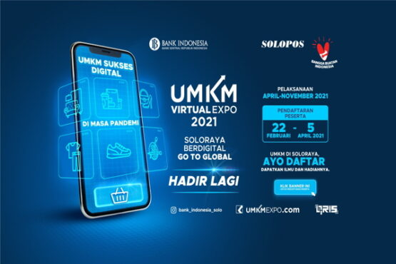 UMKM Virtual Expo 2021