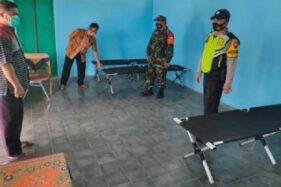 Infrastruktur PPKM Mikro Langka di Mayoritas Desa/Kelurahan Wonogiri