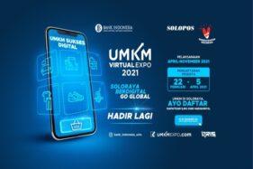 Gratis dan Berhadiah, Begini Cara Daftar UMKM Virtual Expo 2021