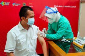 11 Anggota DPRD Karanganyar Tak Ikut Vaksinasi Hari Ini, Ini Alasannya