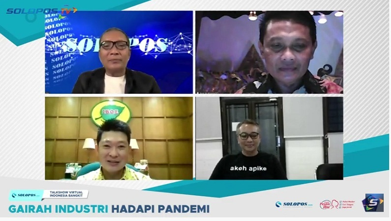 Talkshow Virtual